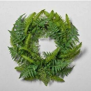 Fern Wreath Farmhouse Wreath